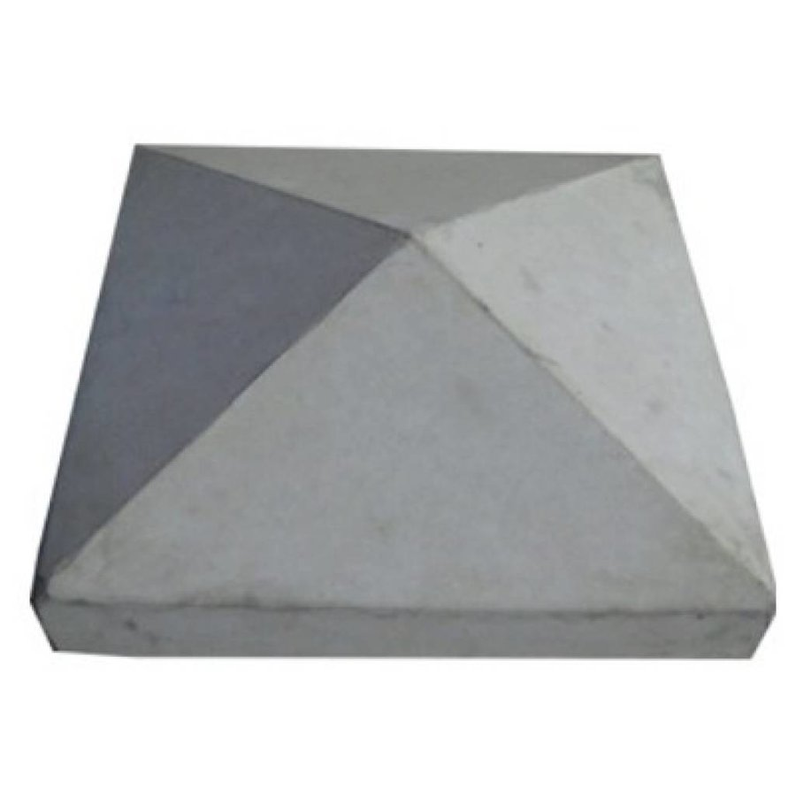 Paalmutsen 44x35cm