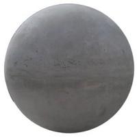 Betonnen bol grijs beton 40cm
