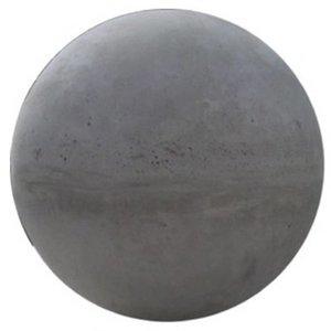 Betonnen bol grijs beton 50cm