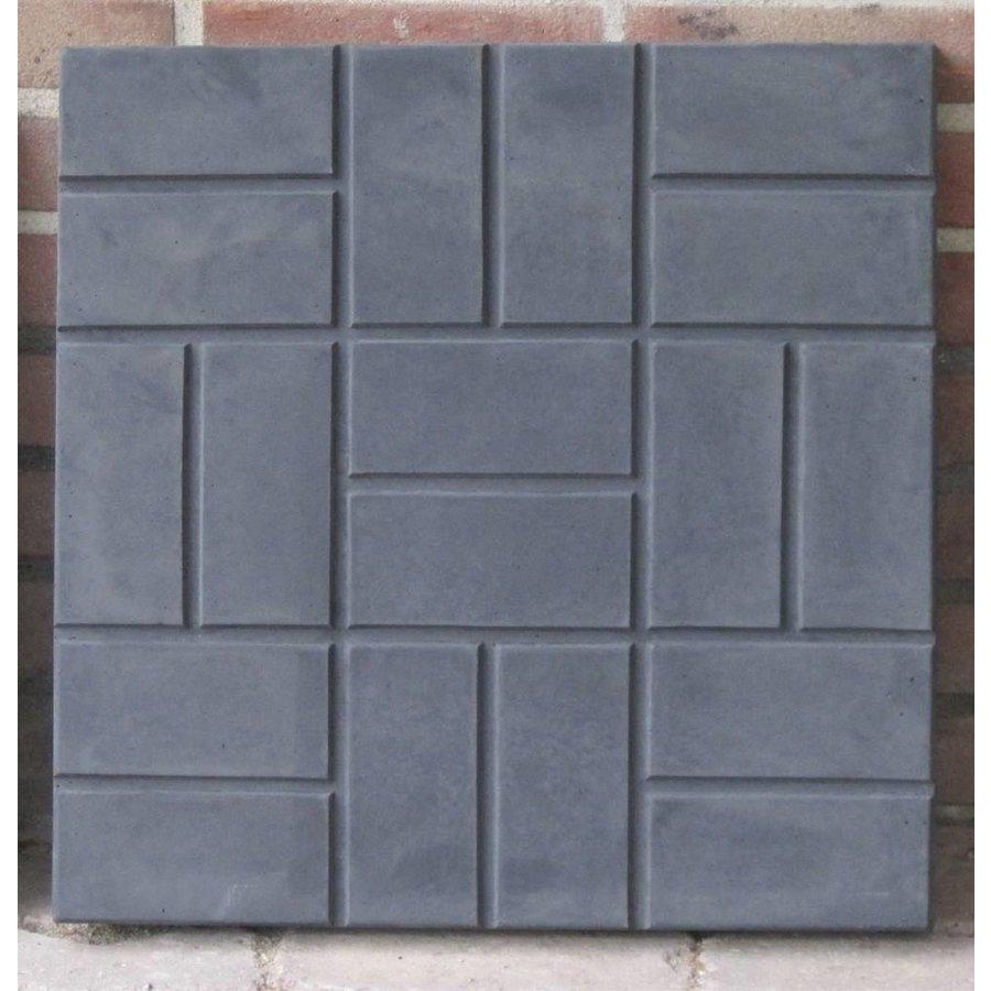 Staptegel vierkant groot