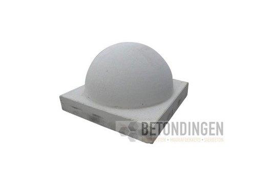 Parkeerbol Klein grijs