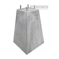 Prefab Betonpoeren 18x18x45 cm M10