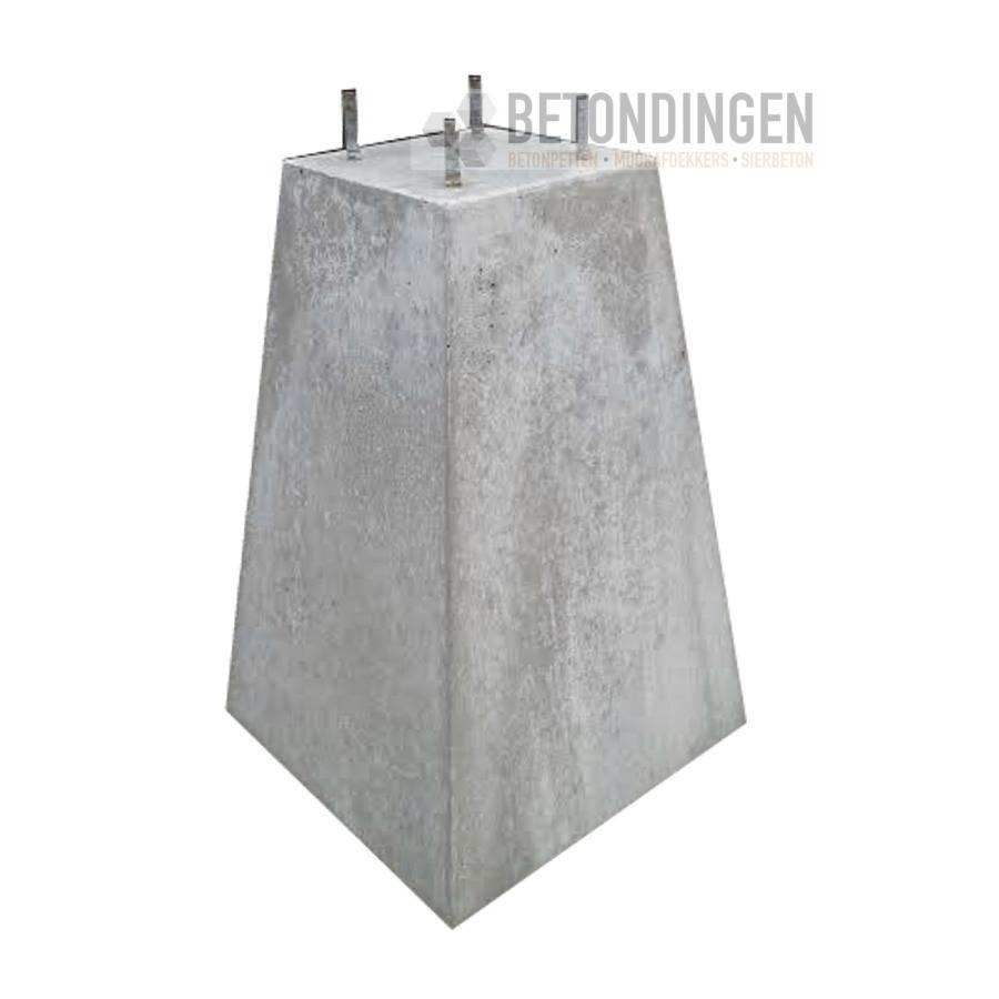 Prefab Betonpoeren 15x15x35 cm M10
