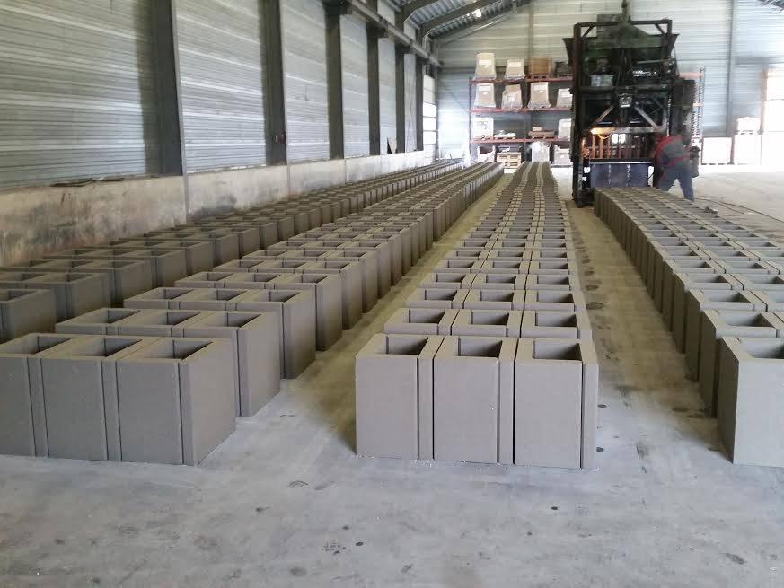 Voordelen van prefab beton producten.