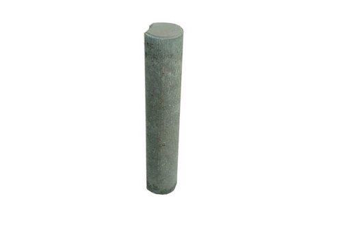 Palissade Ø 11x60cm grijs
