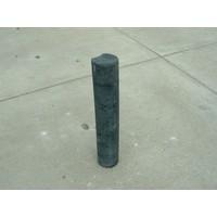 Palissade Ø 11x60cm antraciet