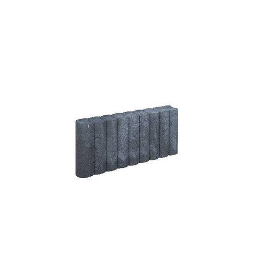 Minirondobanden rond Ø 6cm x 25cm antraciet