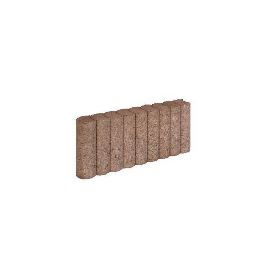 Minirondobanden rond Ø 6cm x 25cm bruin