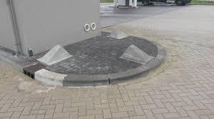 Schrikblokken, voorkom ongewenst parkeren