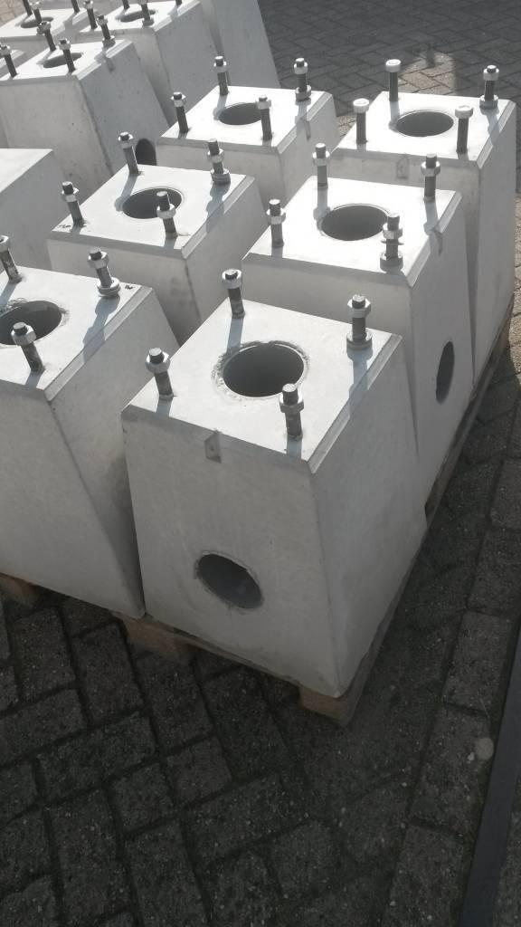 Waarom gebruikmaken van betonpoeren?