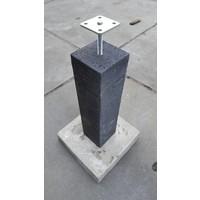 Prefab Betonpoer 15x15x60 cm incl. hoogteverstelling