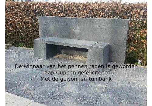 Betonnen bank Oud Hollands gewonnen? mail je gegevens naar ons toe info@betondingen.nl