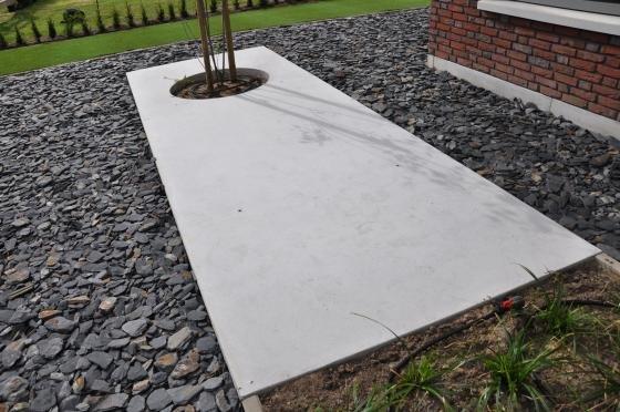 Tuinaanleg beton, duurzaam en voordelig
