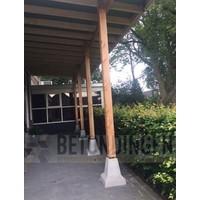 Prefab betonpoeren inspiratie