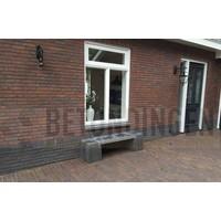 Betonnen bank Oud Hollands inspiratie