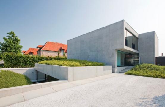 Het industriële karakter van beton