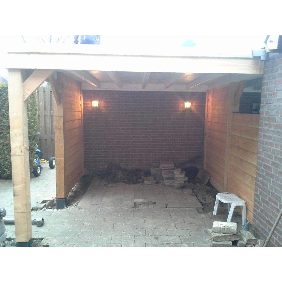 Prefab betonpoeren