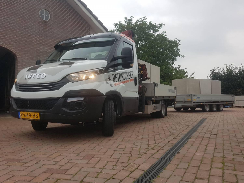 Betondingen® kiest voor nieuwe Iveco Hi-Matic met euro 6 motor