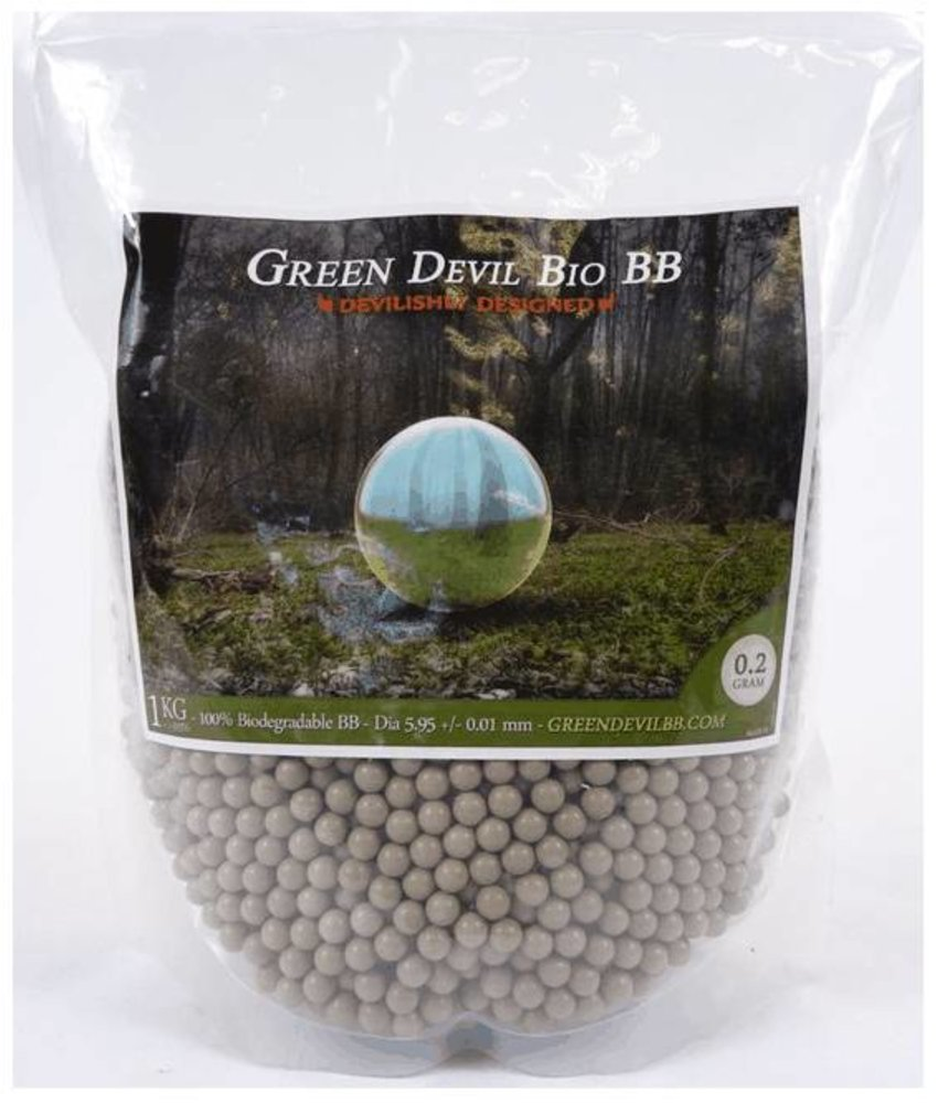 Green Devil Bio BB 0,20g