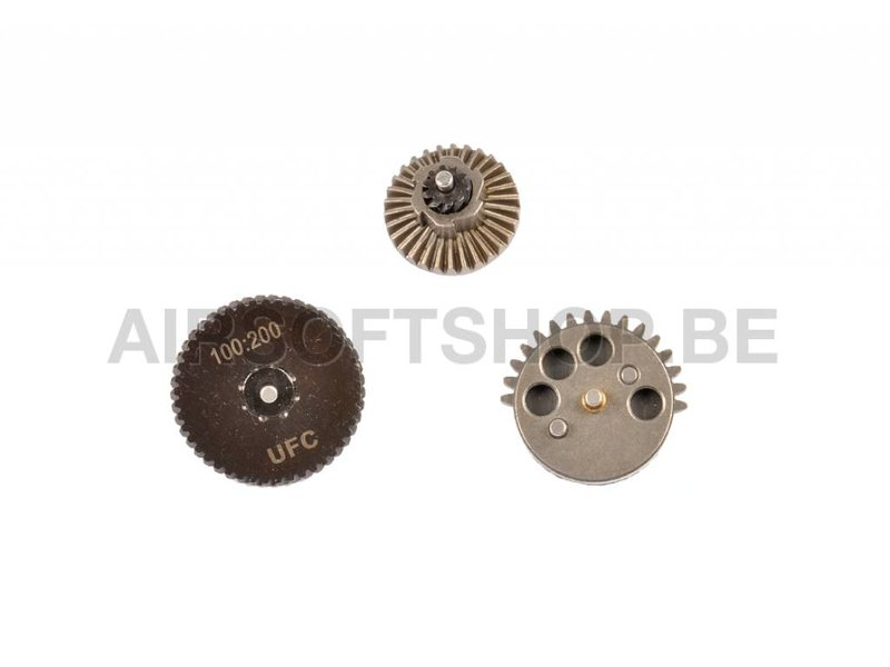 UFC 100:200 High Torque Steel CNC Gear Set