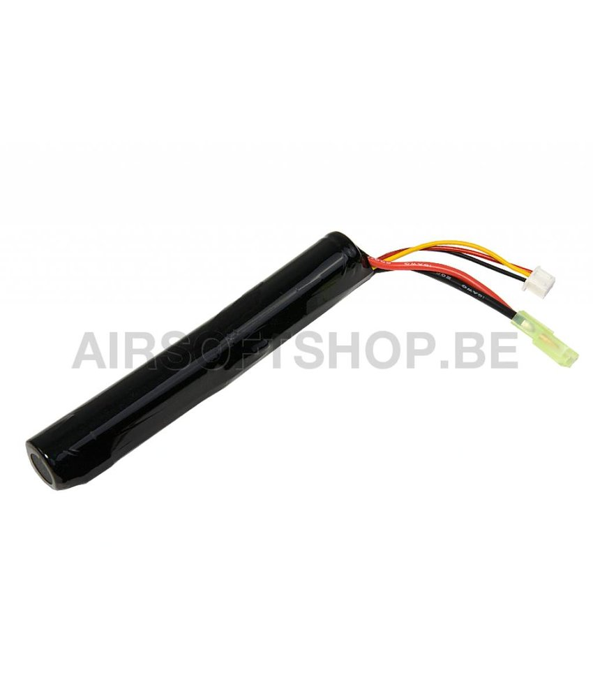 Pirate Arms LiPo 7.4V 1600mAh 15C Stick Type
