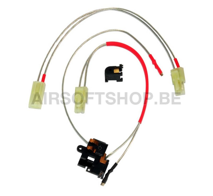 Rear Wiring V2