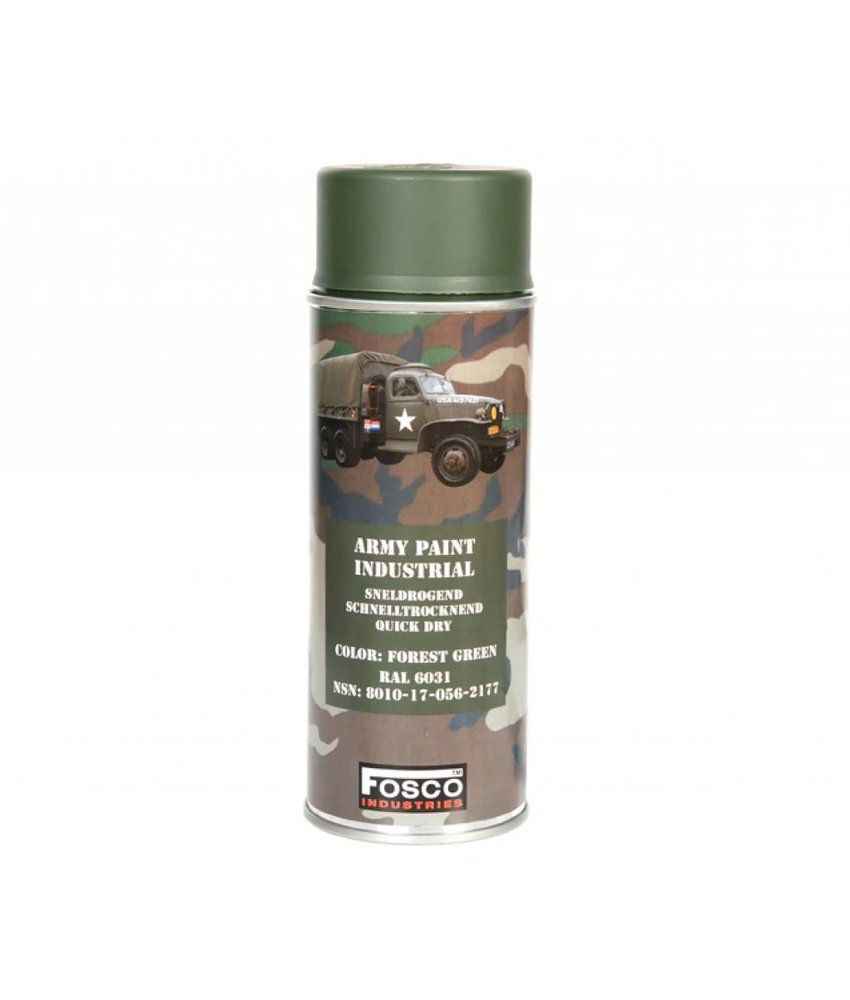Fosco Spuitbus Forest Green 400ml