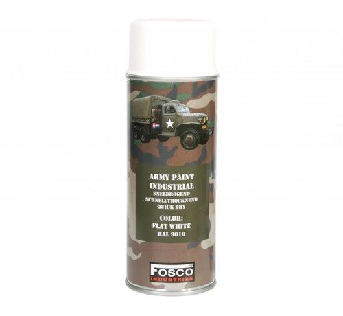 Fosco Spray Paint Flat White 400ml