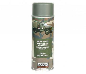 Fosco Spray Paint English Green 400ml