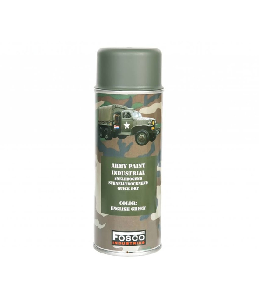Fosco Spuitbus English Green 400ml