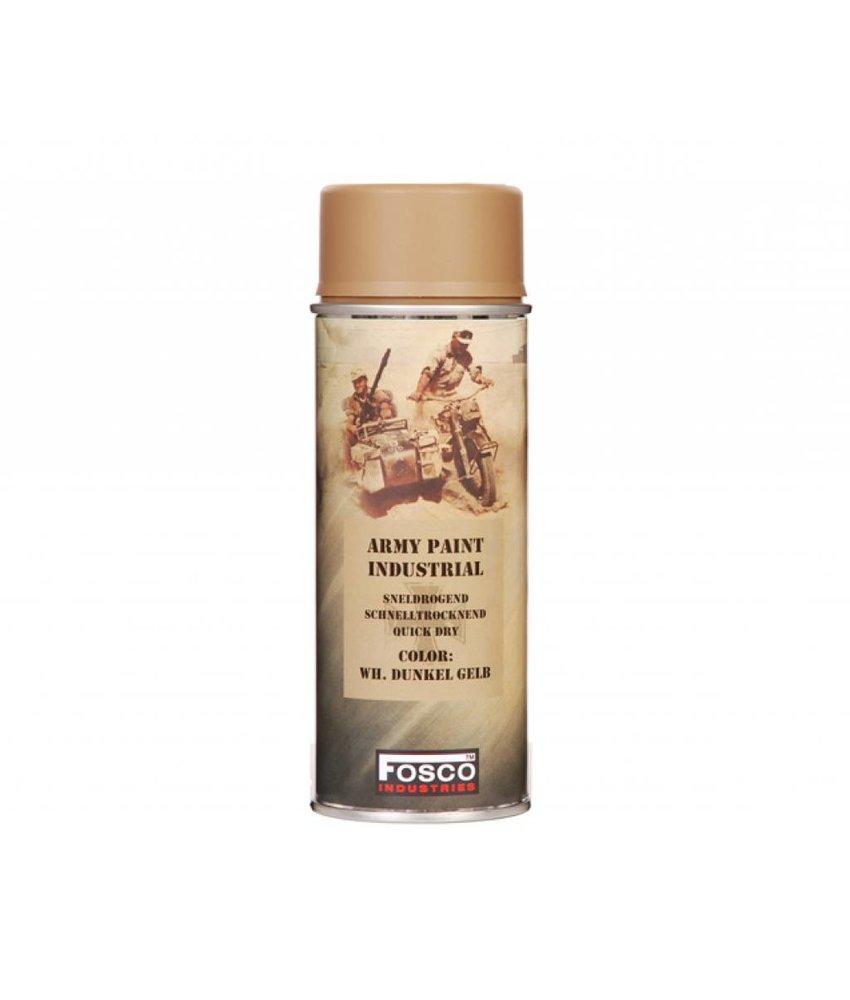 Fosco Spray Paint WH. Dunkel Gelb 400ml