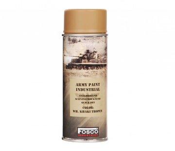 Fosco Spuitbus WH. Khaki Tropen 400ml