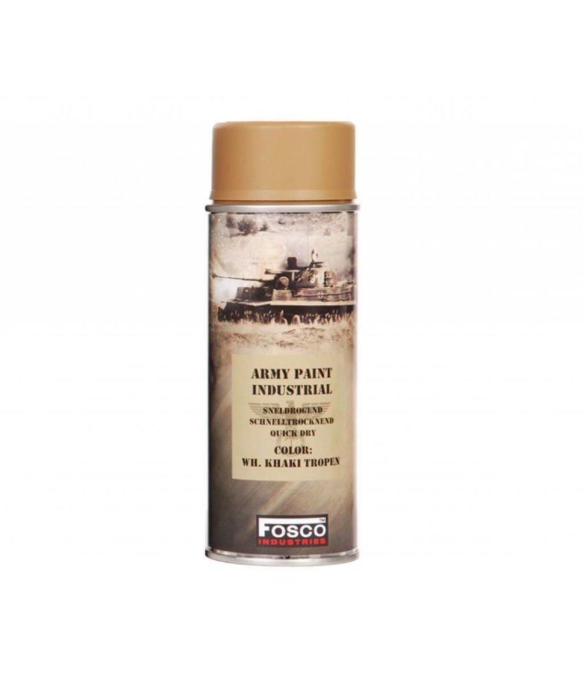 Fosco Spray Paint WH. Khaki Tropen 400ml