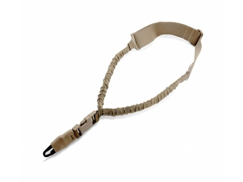 Warrior Single Point Bungee Sling (Coyote Tan)