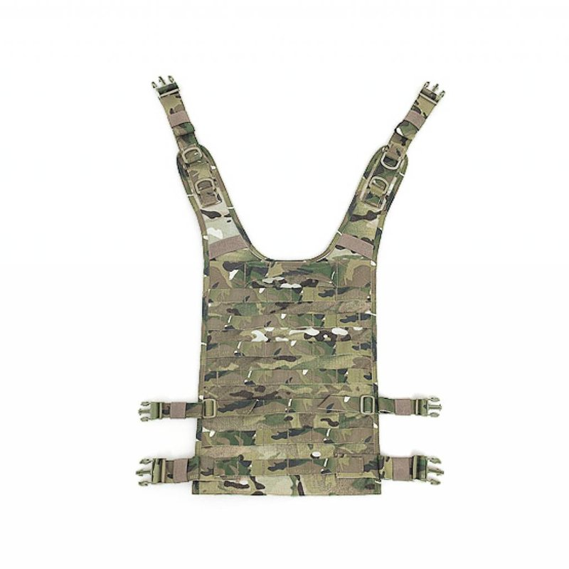 Warrior Back Panel (Multicam)