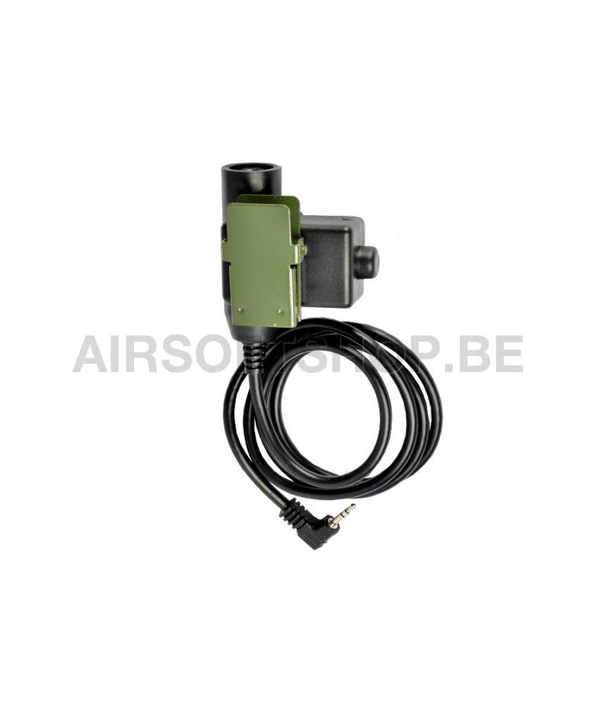 Z-Tactical PTT U94 Motorola Talkabout