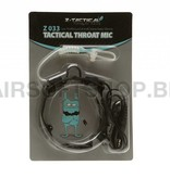 Z-Tactical Tactical Throat Mic