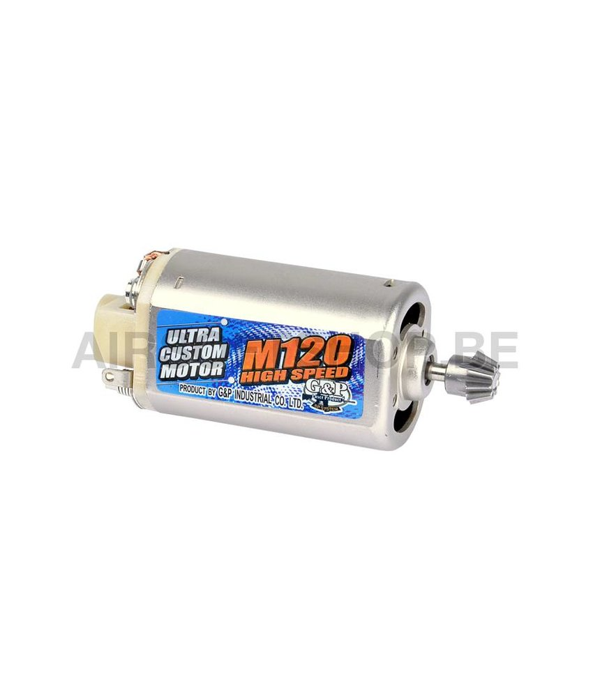 G&P M120 High Speed Motor (Short)