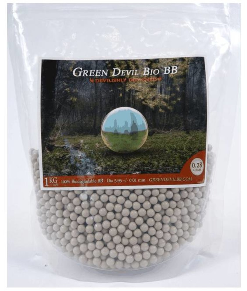 Green Devil Bio BB 0,30g
