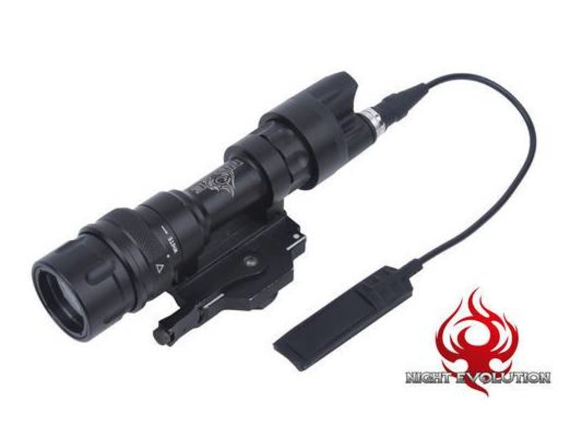 Night Evolution M952V Flashlight