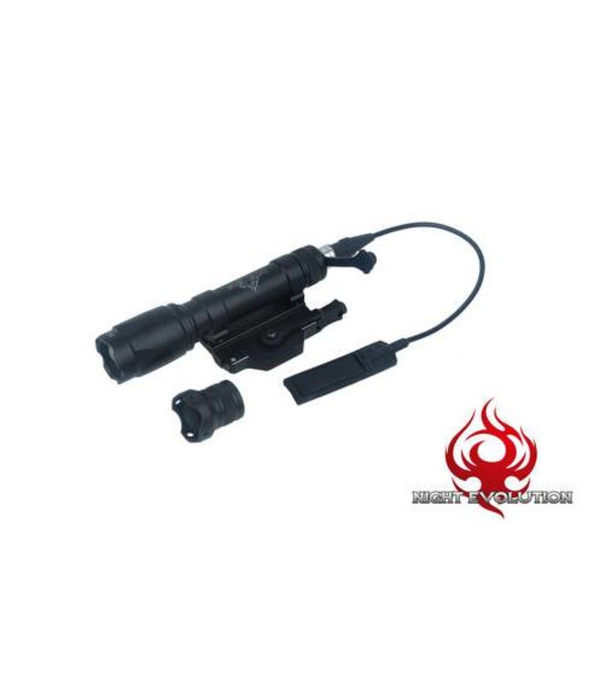 Night Evolution M620C Scout Flashlight