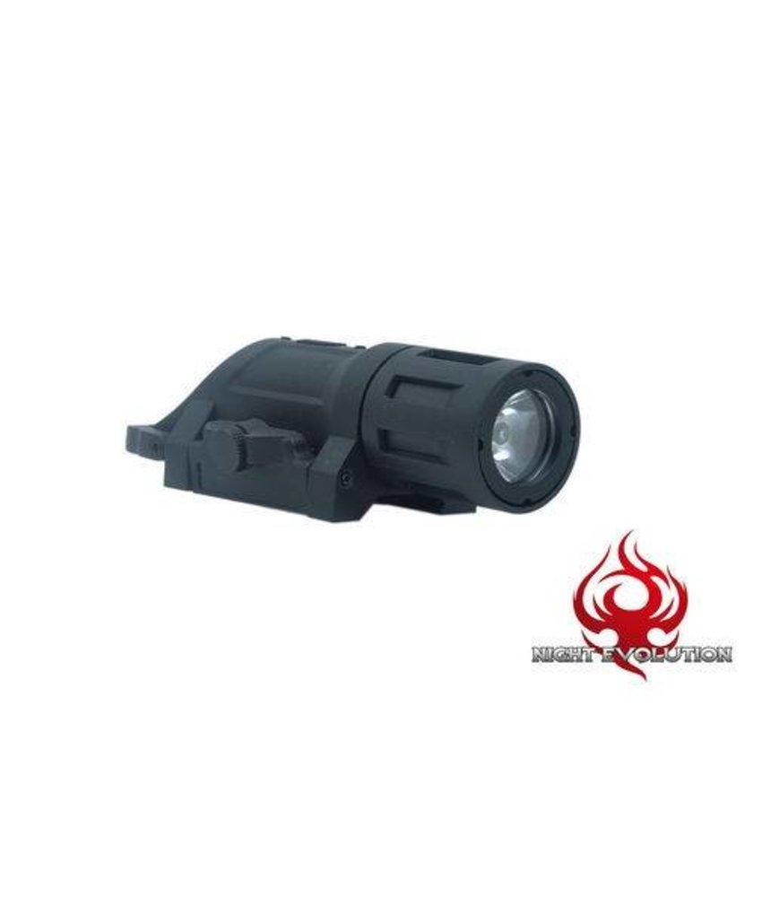 Night Evolution 04019 Helmet Light (Black)