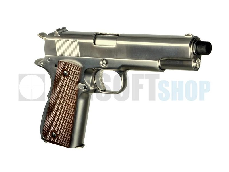 WE 1911 Silver GBB