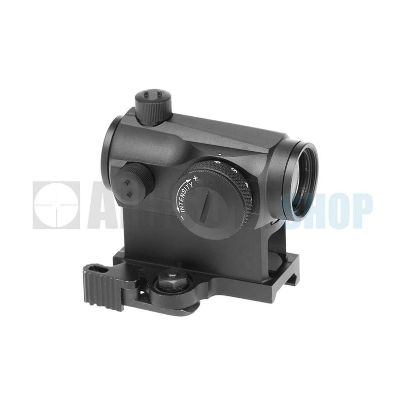 Element T1 QD Red Dot (Black)