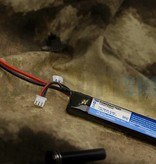 Pirate Arms LiPo 7.4V 1100mAh 15C Stick Type