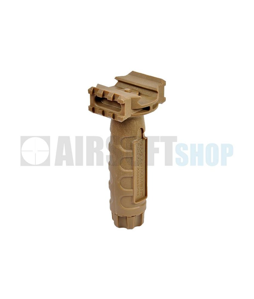 G&G Railed Foregrip (Desert)