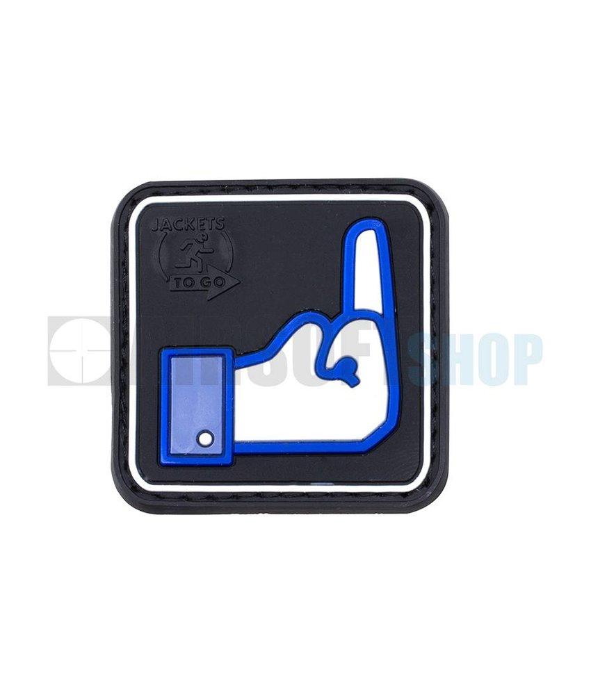 JTG Facebook Dislike PVC Patch