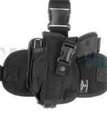 Invader Gear Dropleg Holster LEFT (Black)