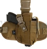 Invader Gear Dropleg Holster (Coyote Brown)
