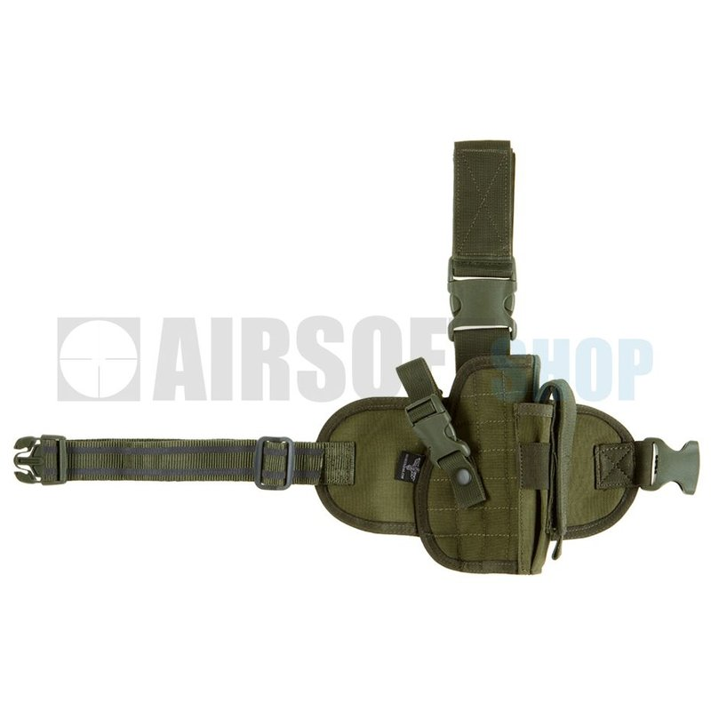 Invader Gear Dropleg Holster (Olive Drab)